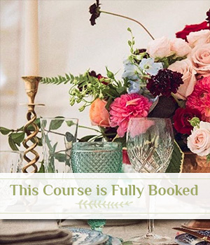 Floral Styling Master Class