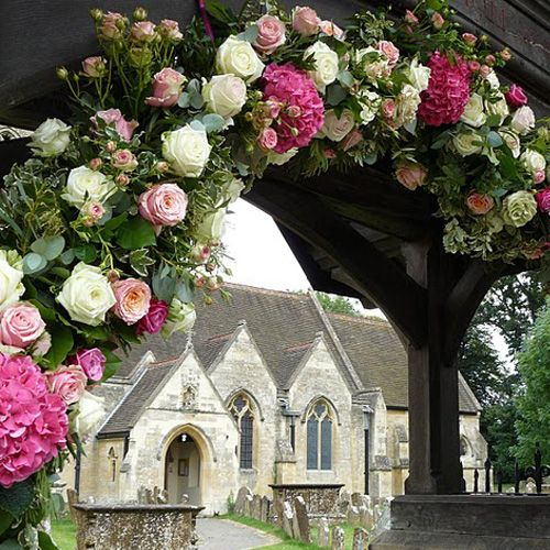 Wedding Arches With Flowers: Fabulous Flower Arches