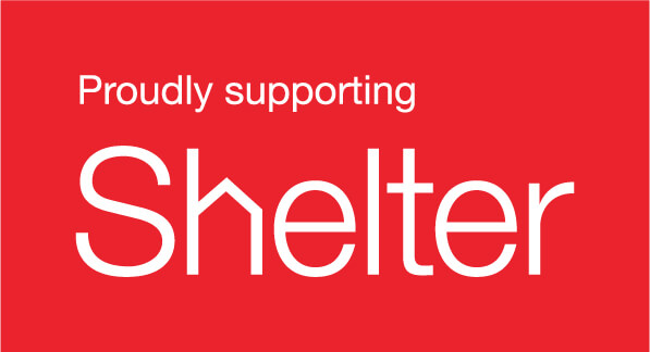 Proudly Supporting Shelter